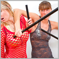 Inga stick fights collection