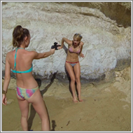Lagoon Attack – Laura and Renee – HD