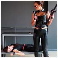 Gangsters defeat – Lexxi and Fiona – HD