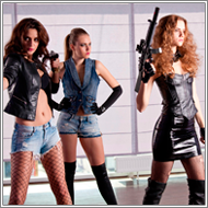 Invisible attack – Jillian, Blanca and Lexxi