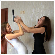 SCR094 - Two parts role-play - Jillian vs Tess
