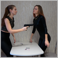 SCR162 - Toygun Role-plays - Tess vs Jillian