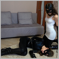 SCR175 - Pure domination and Role-Play - Fiona and Renee