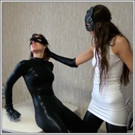 SCR177 - Masked slugging domination - Fiona and Renee
